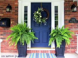 colors for front doors yellow house front door ideas brick color red hello best front