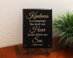 The Blind Will See The Deaf Will Hear Lyrics Quote About Love Etsy