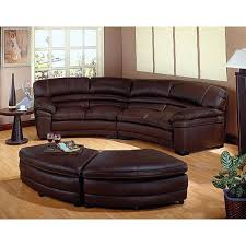 curved leather couch 2017 curved leather sofas best elegant choice for every space