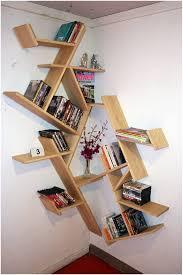 book shelf decor corner shelf design for trendy living interior u2013 modern shelf
