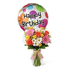discount balloon delivery high spirits birthday flowers and balloon at send flowers