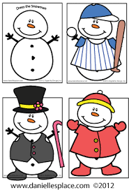 winter crafts kids