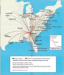 Atlanta Airport Map Delta by Airline Maps