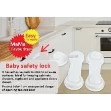 Child Safety Locks For Kitchen Cabinets Baby Cabinet Safety Lock Safety Lock Drawer Lock Door Stopper