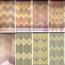 Curtains Chevron Pattern Vertical Blinds With Sheer Curtain Curtains Design Modern New