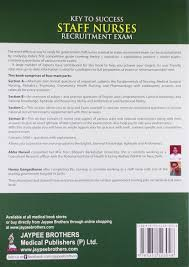 buy key to success staff nurses recruitment exam 5000 mcqs with