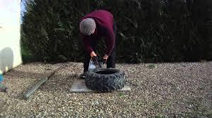 chambre a air remorque 400x8 demonter remonter un pneu sur sa jante chez soi