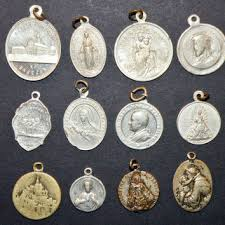 religious charms best religious medals antique products on wanelo