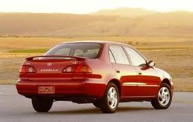 2001 toyota corolla value used 2001 toyota corolla for sale pricing features edmunds