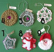 the craft patch twenty handmade ornament ideas