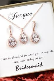 bridesmaid jewellery bridesmaids jewelry 2017 wedding ideas gallery