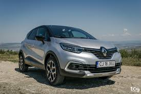 renault romania renault captur facelift nothing but the same from renault