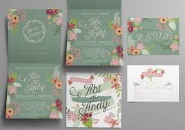 summer wedding invitations wedding invitations swash and fold