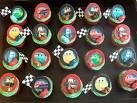 tortas decoradas de cars