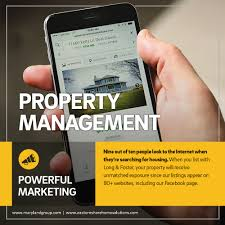 looking for property management services