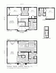 Ideal Homes Floor Plans Ns310a Stonewall By Mannorwood Homes Two Story Floorplan
