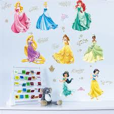 Castle Kids Room by Aliexpress Com Buy Diy Castle Princess Wall Stickers For Kids