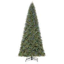 holiday living 12 ft douglas pine led colour change artificial