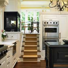 kitchen laundry ideas 25 fabulous kitchens showcasing warm and cozy fireplaces