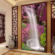 3d home decor design large wallpaper window 3d beach seascape view wall stickers art