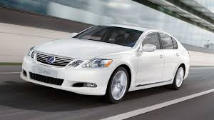 lexus sedan models and prices lexus gs 450h gets a mild facelift for 2010my
