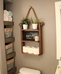 Hanging Bathroom Shelves Hanging Bathroom Shelf Dimensions 25 High 18 Wide Shelves
