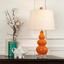 Elise Mini Table Lamp 8 Best Orange Table Lamp For The Stunning Room Look Images On