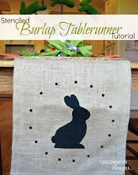 Diy Burlap Easter Decorations by 165 Best Easter Fabric Images On Pinterest Easter Crafts