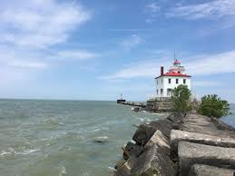 living on the beach summering at the beach and living in a lighthouse wksu