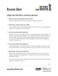 Objective Samples For Resumes by First Resume Objective Haadyaooverbayresort Com