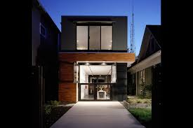 modern house plans with garage under arts