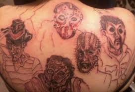 and back tattoo disasters from exploding gas to mr bean