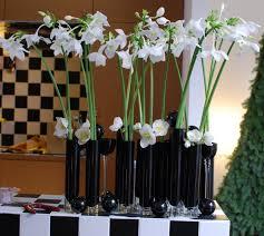 Vase Pour Composition Florale Ecole Catherine Muller Décor Floral De Noël à Paris