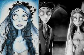 Corpse Bride Halloween Costume Pop Culture Fashion Magic Halloween Costumes Makeup Ideas