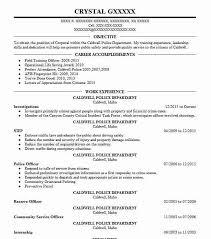 police department resume sample drew wage ml