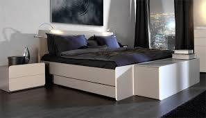 meuble de chambre adulte coffre de rangement 2pir chambre à coucher contemporaine meuble