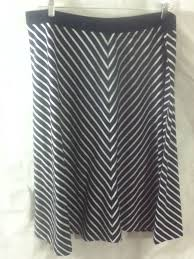 ruby rd womens plus size navy blue and white chevron striped maxi