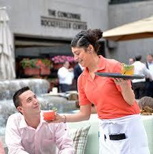 Rockefeller Center Summer Garden - outdoor restaurant and bar nyc summer garden u0026 bar in midtown