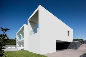 architecture interior white modern house decoration using