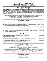 nursing sample resume resume example for a radiologic technologist susan ireland resumes interventional radiology nurse sample resume writing a reference radiologic technologist resume
