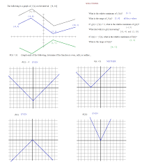Graphing Polynomial Functions Worksheet Math Plane Graphing Iii Identifying Functions