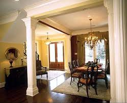 interior columns for homes best 25 columns inside ideas on kitchen columns