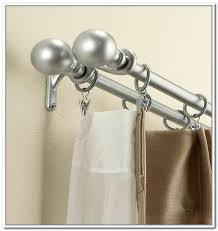 Ikea Curtain Rods Have Marvelous Interior With Outstanding Window Decoration Of
