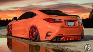 lexus sport orange julie u0027s lexus rc350 f sport on spec a iss forged f1 15 wheels