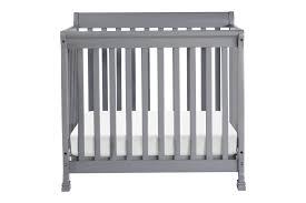 Davinci Kalani Mini Crib Espresso Davinci Kalani Mini Crib Grey N Cribs
