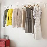 amazon com wall mounted closet systems clothing u0026 closet