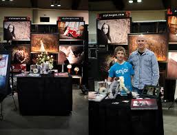 spokane wedding photographers our booth at the spokane bridal festival 2012 spokane wedding