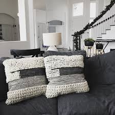 oversized pillows for bed threshold knit oversized pillow 31 49 available at target