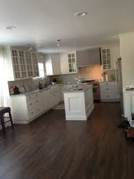Hardwood Floor Tile Impressive Hardwood Floor Tile Kitchen Kitchen Cabinets And