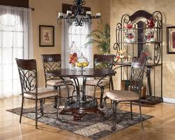 dining room wonderful glass top dining table with leaf with